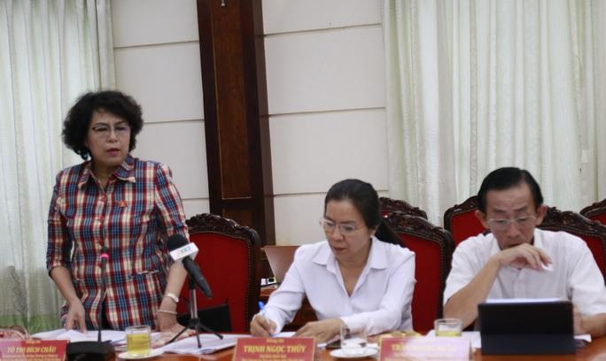 Chủ tịch Ủy ban MTTQ TP HCM trăn trở về chất lượng cán bộ tiếp công dân? - Ảnh 1.