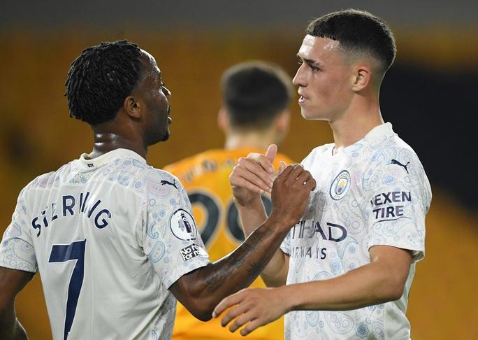 Wolves - Man City: Á quân khai cuộc đại thắng - Ảnh 3.