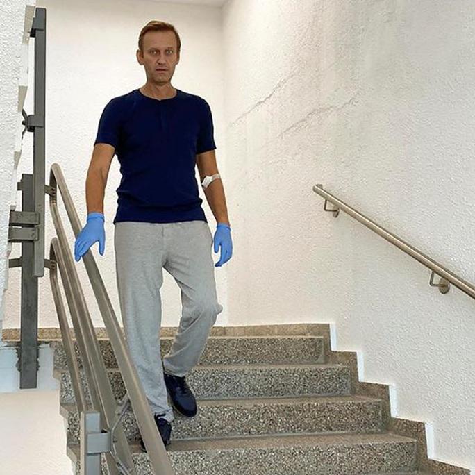 """Chính khách đối lập Nga Alexei Navalny tiết lộ """"bằng chứng quan trọng"""" - Ảnh 1."""