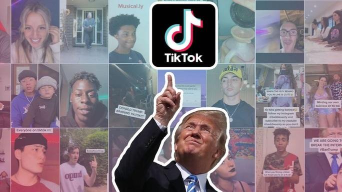 Trung Quốc không dễ để Mỹ quyết định số phận của TikTok - Ảnh 1.