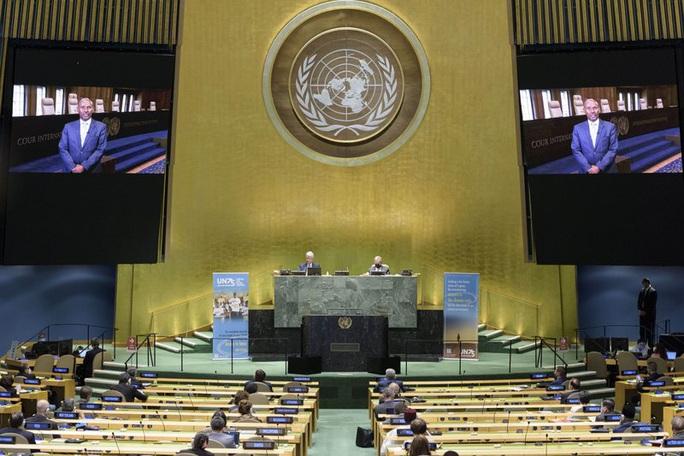 Phiên họp lạ chưa từng thấy của Liên Hiệp Quốc - Ảnh 1.