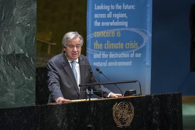 Phiên họp lạ chưa từng thấy của Liên Hiệp Quốc - Ảnh 5.
