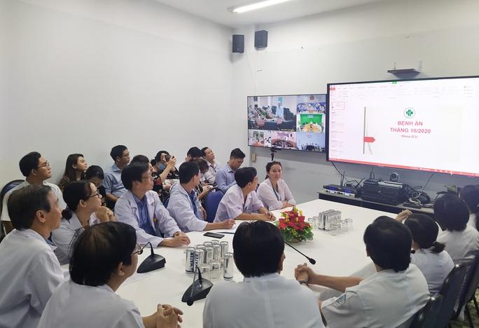 BV Bệnh Nhiệt đới TP HCM mở trung tâm hỗ trợ khẩn cấp 24/24 - Ảnh 3.