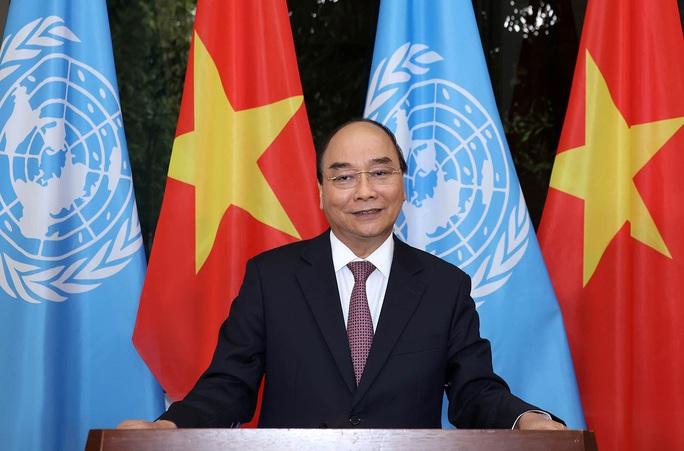 Thông điệp của Thủ tướng Nguyễn Xuân Phúc tại Đại hội đồng Liên Hiệp Quốc - Ảnh 2.
