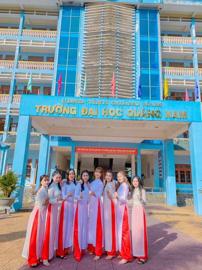 Phấn đấu Trường ĐH Quảng Nam thành thành viên của ĐH Đà Nẵng năm 2023 - Ảnh 1.