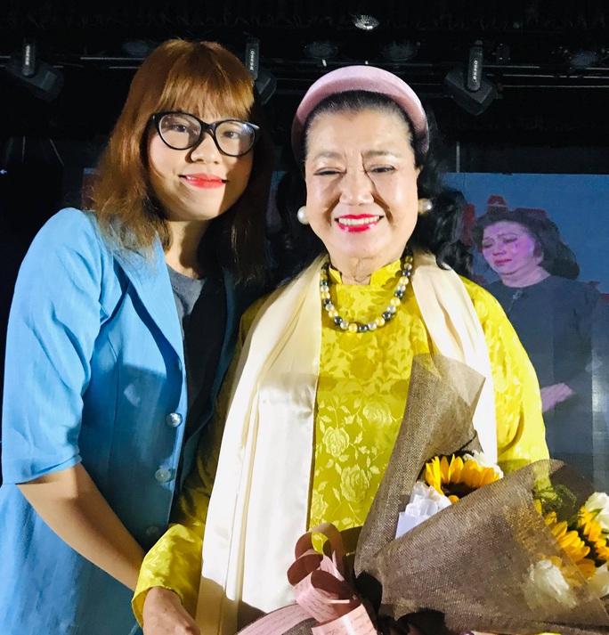 Xem lại Lôi vũ, kỳ nữ Kim Cương ngẫu hứng với vai Thị Bình cùng diễn viên trẻ - Ảnh 5.