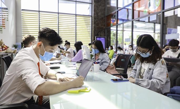 Trường ĐH Kinh tế - Tài chính TP HCM: Điểm chuẩn đánh giá năng lực từ 650 đến 700 - Ảnh 1.