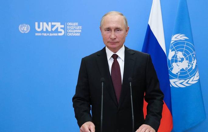 Nga tặng vắc-xin Covid-19 miễn phí cho tất cả nhân viên Liên Hiệp Quốc - Ảnh 1.