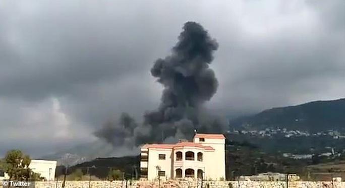 Lebanon lại rung chuyển vì một vụ nổ - Ảnh 1.
