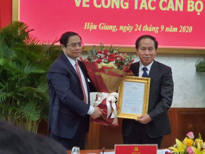 Tân Bí thư Tỉnh ủy Hậu Giang từng làm giảng viên ĐH Luật TP HCM - Ảnh 1.