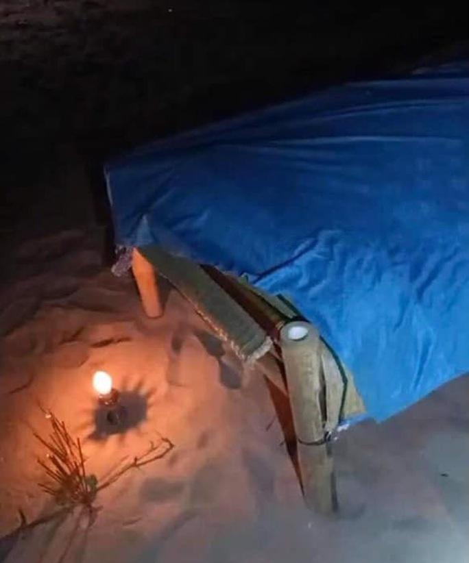 Quảng Nam: Tắm biển, phát hiện thi thể người nước ngoài trôi vào bờ - Ảnh 1.