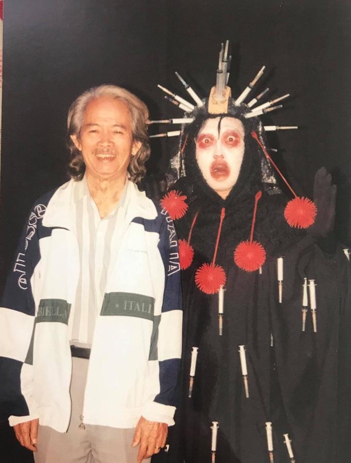 Mai Vàng nhân ái đến thăm nghệ sĩ Trường Quang và Tuấn Phương - Ảnh 7.