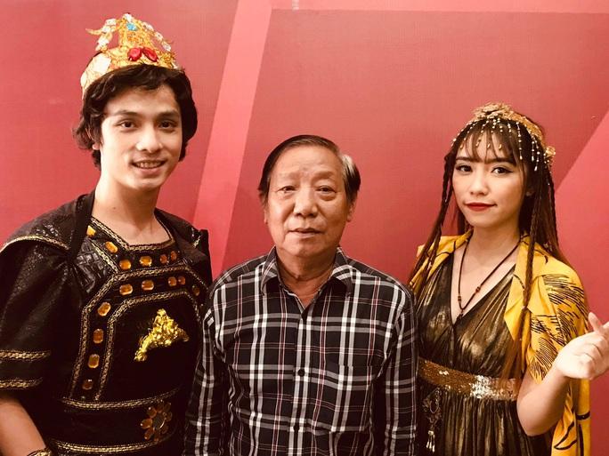 Mai Vàng nhân ái đến thăm nghệ sĩ Trường Quang và Tuấn Phương - Ảnh 4.