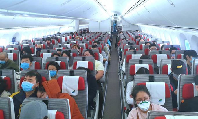 Đưa gần 270 công dân Việt Nam từ Úc và New Zealand về Cần Thơ - Ảnh 1.