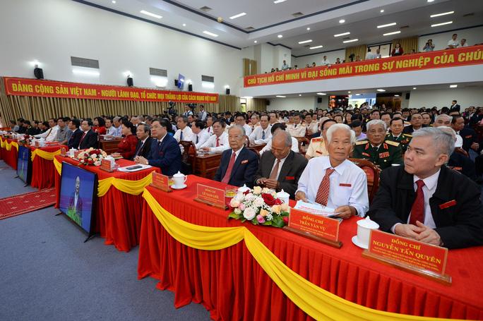 Cần Thơ: Đại hội là dịp để tỏ rõ phẩm chất của người đảng viên - Ảnh 5.
