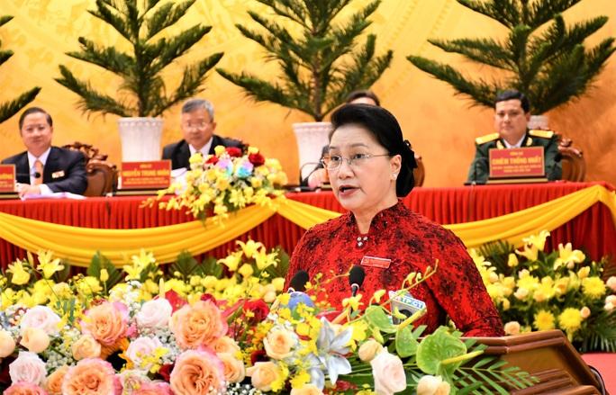 Cần Thơ: Đại hội là dịp để tỏ rõ phẩm chất của người đảng viên - Ảnh 2.