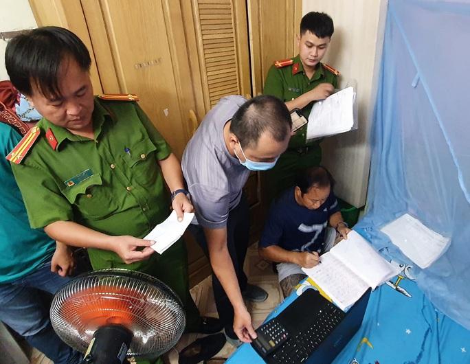 Hơn 100 chiến sĩ đánh sập đường dây đánh bạc hơn 3.000 tỉ đồng ở Đà Nẵng và Gia Lai - Ảnh 1.