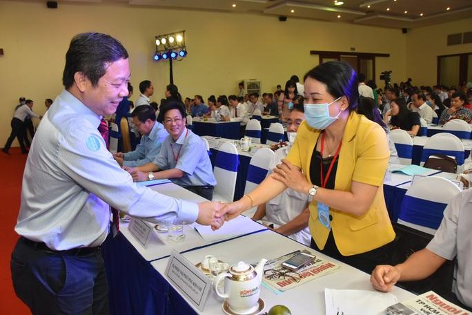 Hơn 1.000 doanh nghiệp mang sản phẩm, đề án hợp tác đến TP HCM chào hàng - Ảnh 2.