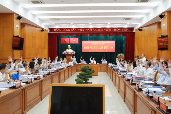 Khai mạc Hội nghị lần thứ 49 Ban Chấp hành Đảng bộ TP HCM khóa X - Ảnh 2.