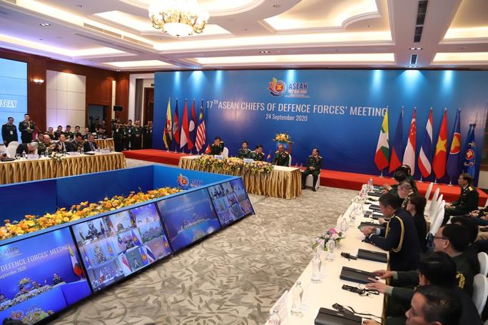 Việt Nam chủ trì hội nghị Tư lệnh quốc phòng ASEAN - Ảnh 2.