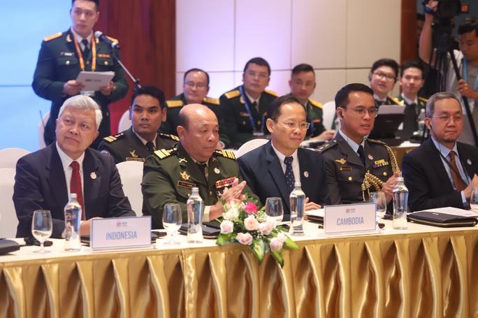 Việt Nam chủ trì hội nghị Tư lệnh quốc phòng ASEAN - Ảnh 4.