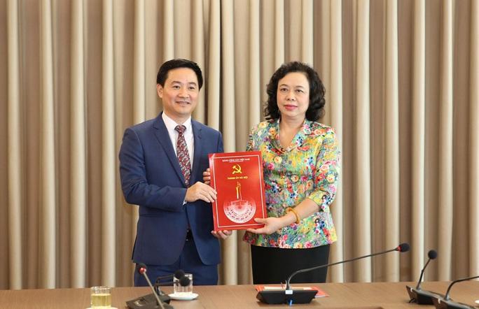 Gần 1 năm sau khi ông Nguyễn Văn Tứ bị bắt, Hà Nội có tân Chánh văn phòng Thành ủy - Ảnh 1.