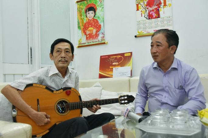 Mai Vàng nhân ái đến thăm nghệ sĩ Trường Quang và Tuấn Phương - Ảnh 8.