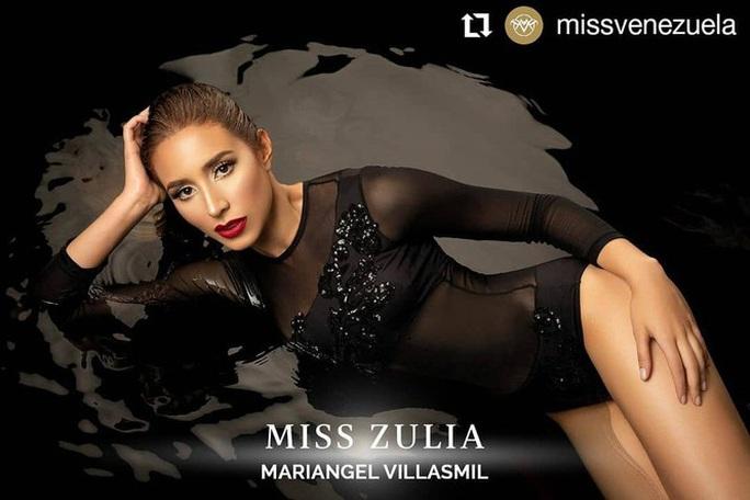 Nhan sắc của thợ làm bánh đăng quang Hoa hậu Venezuela 2020 - Ảnh 4.