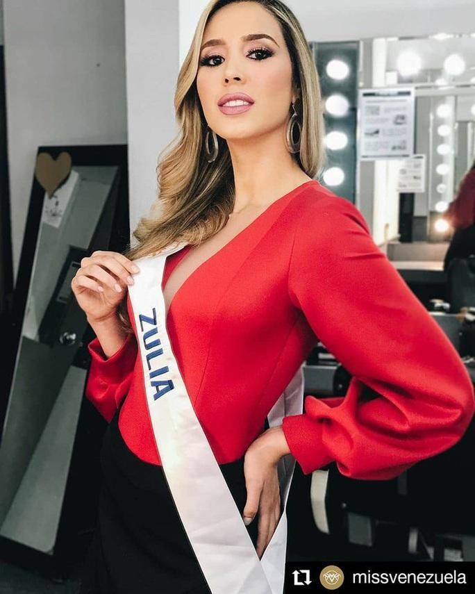 Nhan sắc của thợ làm bánh đăng quang Hoa hậu Venezuela 2020 - Ảnh 2.