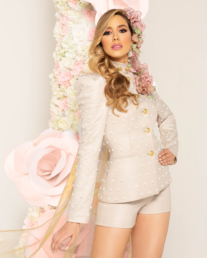 Nhan sắc của thợ làm bánh đăng quang Hoa hậu Venezuela 2020 - Ảnh 8.