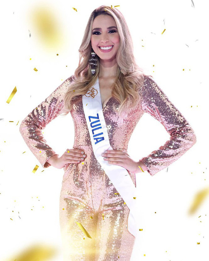 Nhan sắc của thợ làm bánh đăng quang Hoa hậu Venezuela 2020 - Ảnh 1.