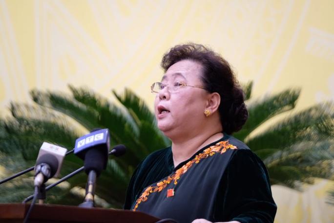 100% đại biểu HĐND TP Hà Nội đồng ý bãi nhiệm ông Nguyễn Đức Chung - Ảnh 5.