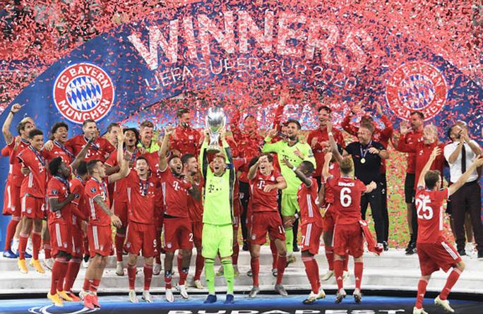 Bayern Munich thống trị trời Âu - Ảnh 1.
