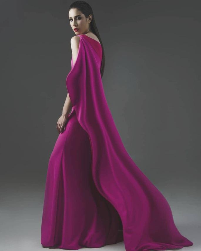 Nhan sắc của thợ làm bánh đăng quang Hoa hậu Venezuela 2020 - Ảnh 5.