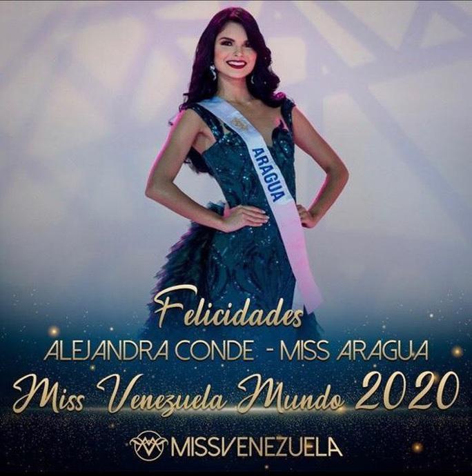Nhan sắc của thợ làm bánh đăng quang Hoa hậu Venezuela 2020 - Ảnh 10.
