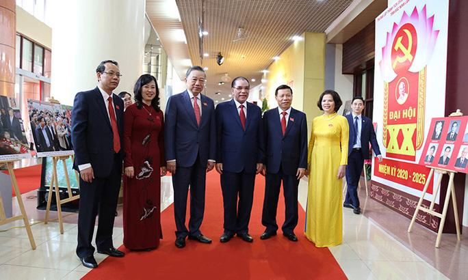 Bí thư Bắc Ninh Nguyễn Nhân Chiến không có tên trong danh sách BCH khóa mới - Ảnh 1.