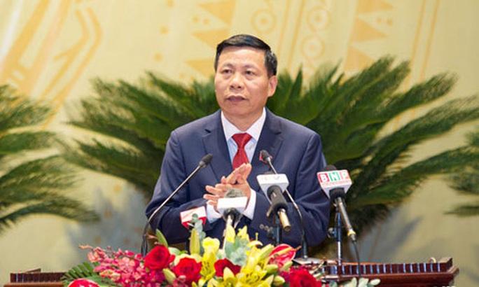 Bí thư Bắc Ninh Nguyễn Nhân Chiến không có tên trong danh sách BCH khóa mới - Ảnh 2.