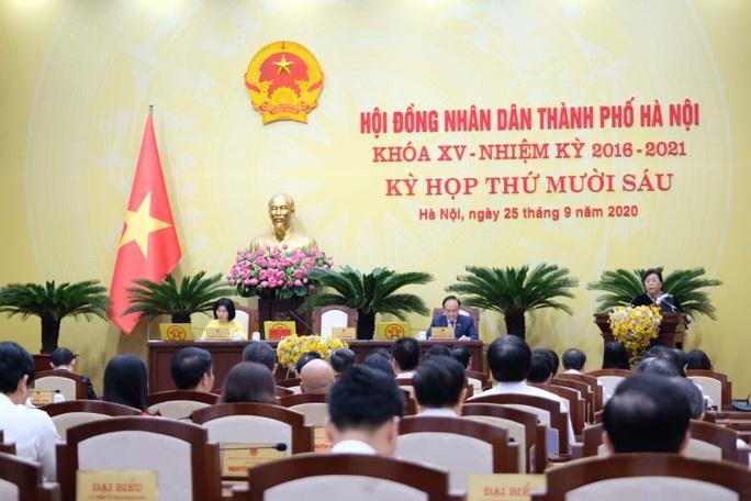 Ông Chu Ngọc Anh làm Chủ tịch Hà Nội - Ảnh 1.