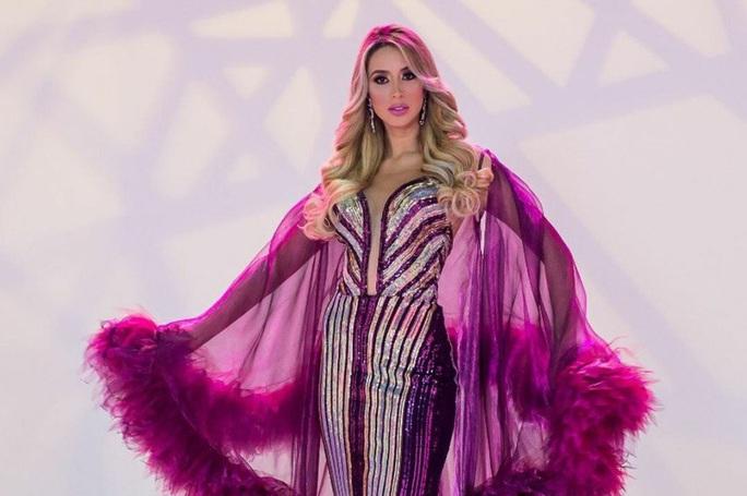 Nhan sắc của thợ làm bánh đăng quang Hoa hậu Venezuela 2020 - Ảnh 7.