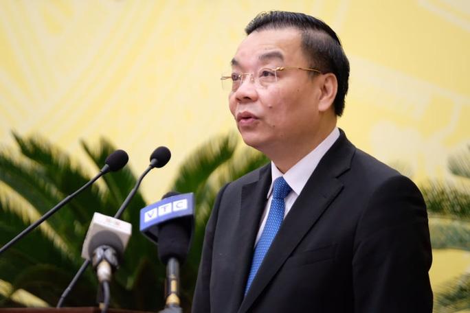 Ông Chu Ngọc Anh làm Chủ tịch Hà Nội - Ảnh 2.