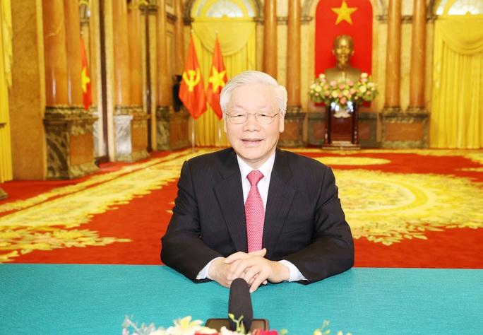 Tổng Bí thư, Chủ tịch nước Nguyễn Phú Trọng gửi thông điệp tới Liên Hiệp Quốc - Ảnh 1.