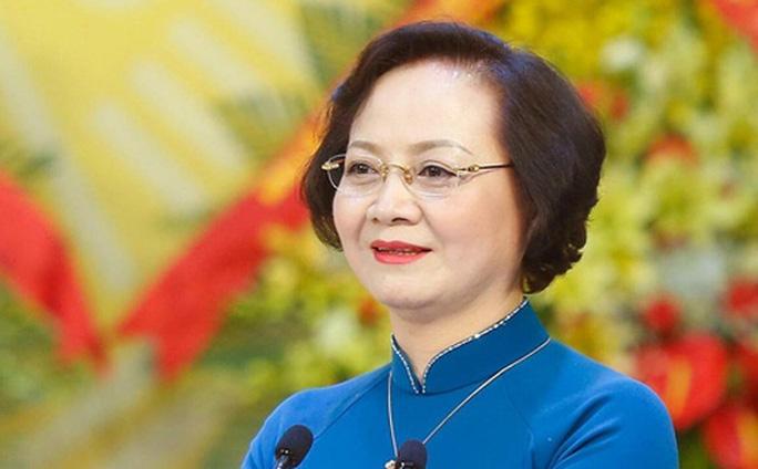 Nguyên Bí thư Yên Bái Phạm Thị Thanh Trà làm Thứ trưởng Bộ Nội vụ - Ảnh 1.