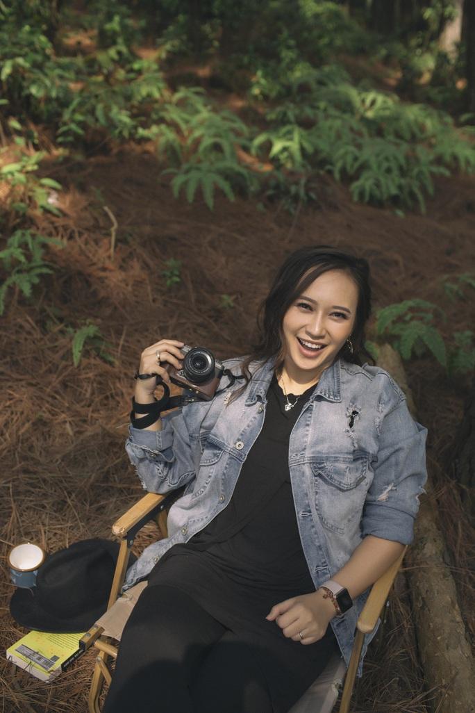 Sao mai Khánh Linh: Thăng hoa trong âm nhạc nhờ hạnh phúc viên mãn - Ảnh 1.