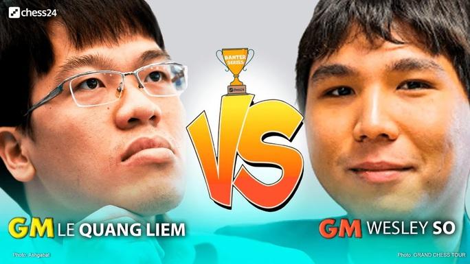 Bán kết Banter Series: Lê Quang Liêm dừng bước trước cố nhân - Ảnh 1.