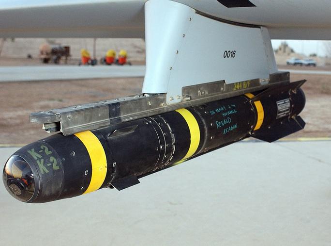 Quân đội Mỹ tăng cường sử dụng tên lửa độc ở Syria - Ảnh 1.