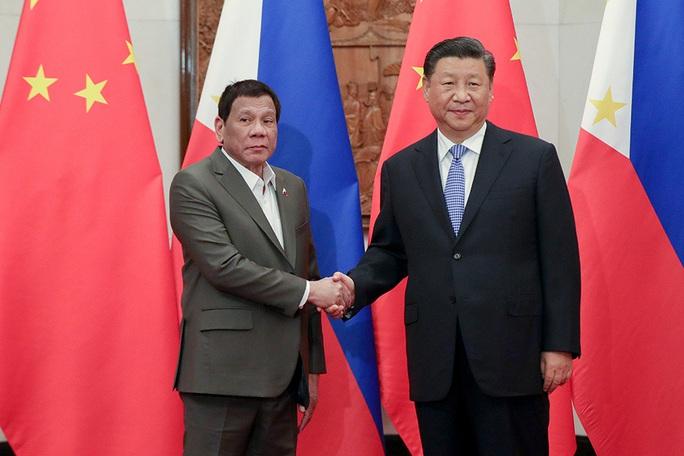 """Trung Quốc muốn Philippines để phán quyết về biển Đông """"ngủ yên"""" - Ảnh 2."""