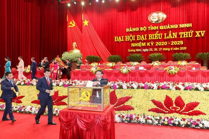 Ông Nguyễn Xuân Ký tái đắc cử Bí thư Tỉnh ủy Quảng Ninh - Ảnh 4.