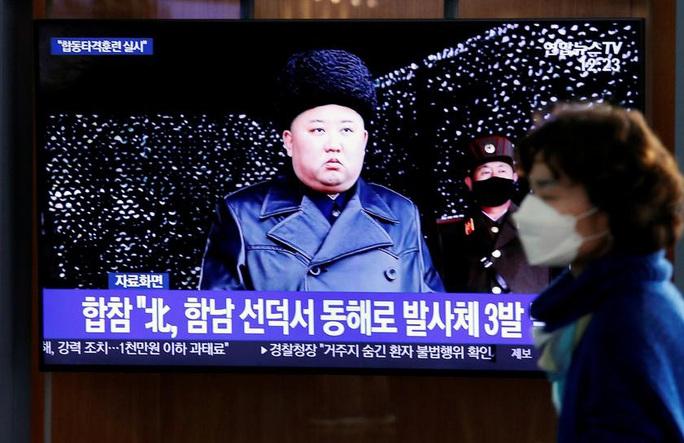 Triều Tiên cảnh báo Hàn Quốc sau vụ quan chức bị bắn chết trên biển - Ảnh 1.