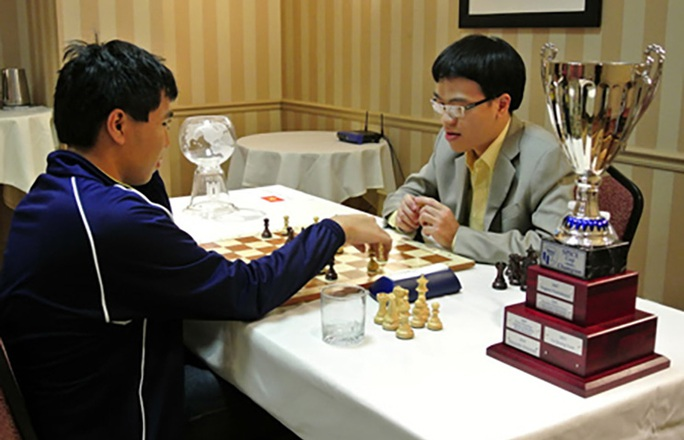 Bán kết Banter Series: Lê Quang Liêm dừng bước trước cố nhân - Ảnh 2.