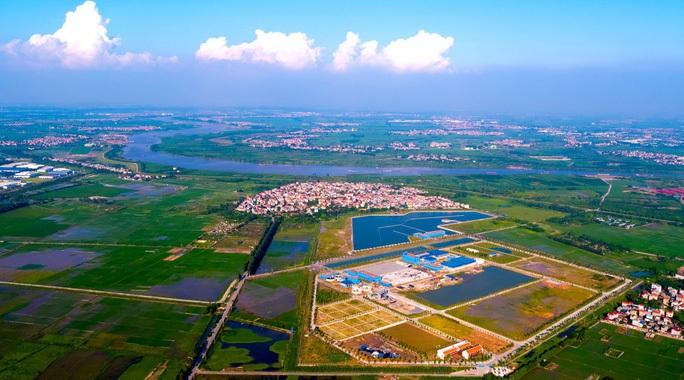 Bộ Công an đề nghị Hà Nội cung cấp hồ sơ về Dự án Nhà máy nước sông Đuống - Ảnh 1.